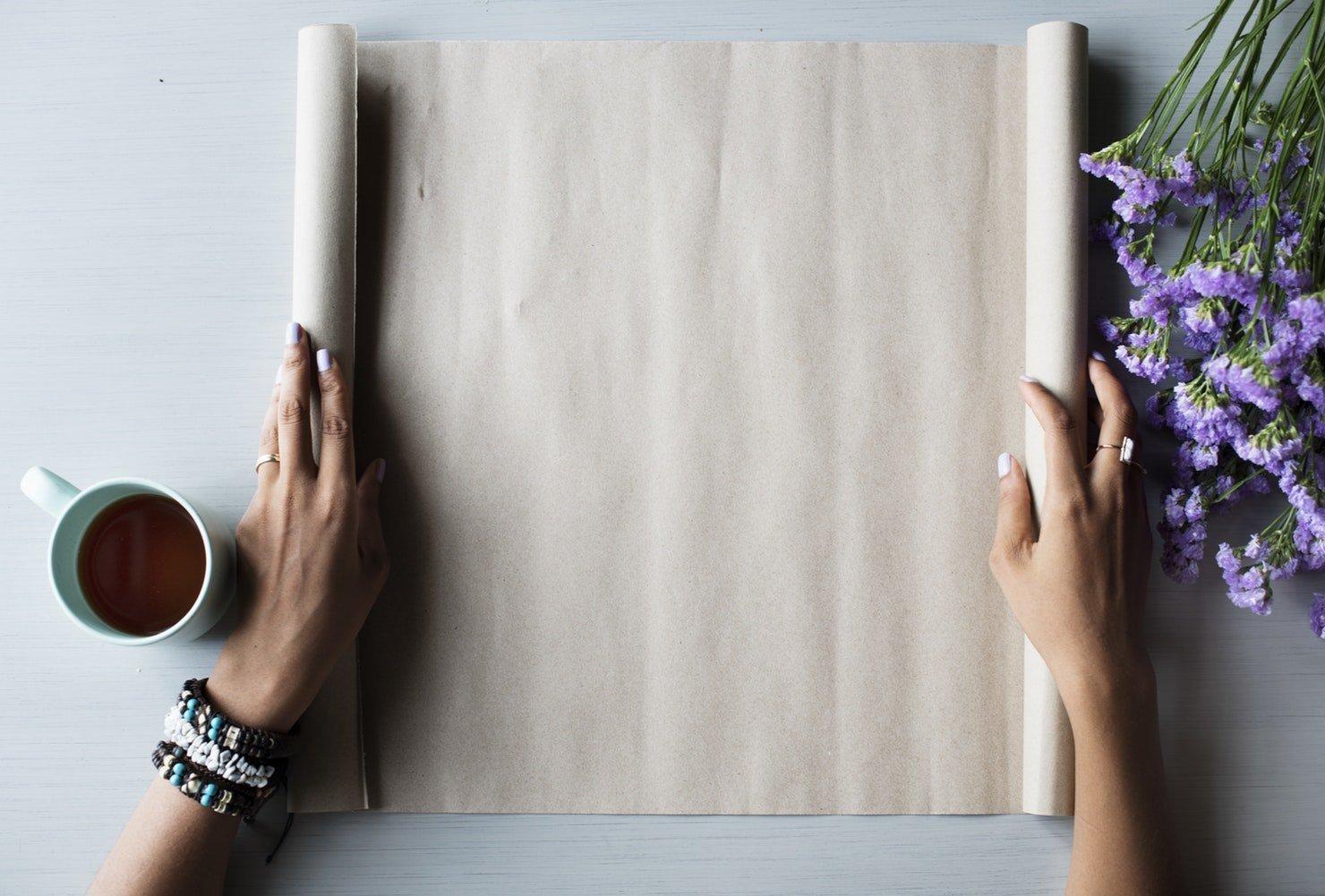 Schreibe deine Unternehmensgeschichte in deinem Stil