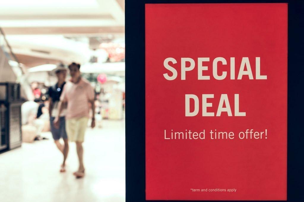 Marketing-Tricks im Verkauf